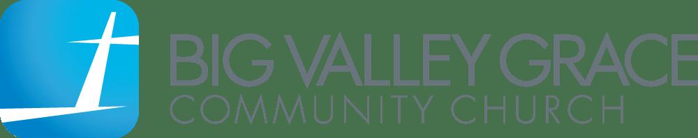 Big Valley Grace Community Church logo