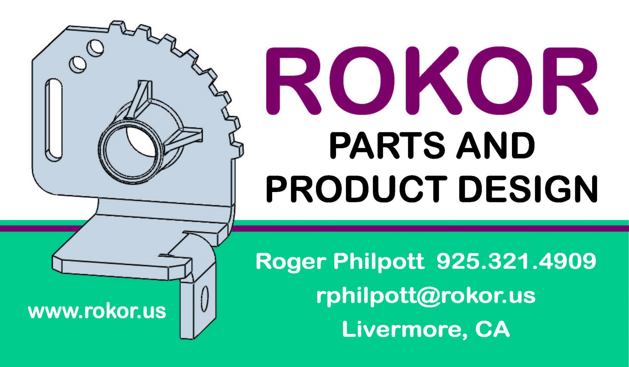 ROKOR Parts & Product Design