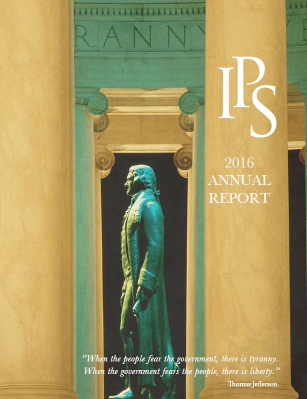 2016 IPS Annual Report