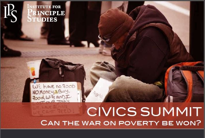 Civics Summit 2014 - Can the War on Poverty be Won?