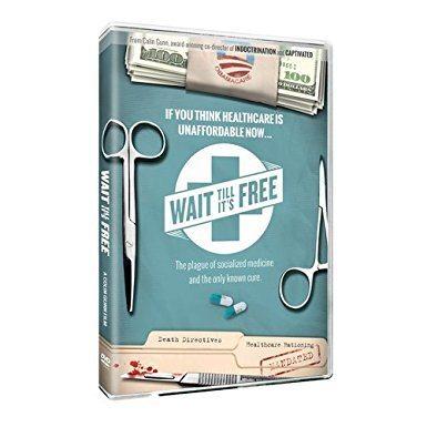 Wait Till It's Free DVD