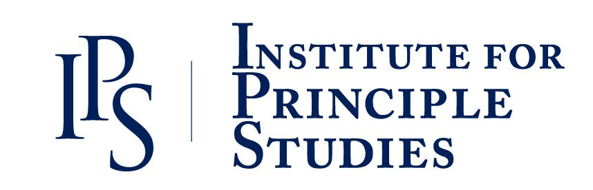 Institute for Principle Studies (IPS) logo