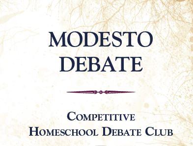 Modesto Debate